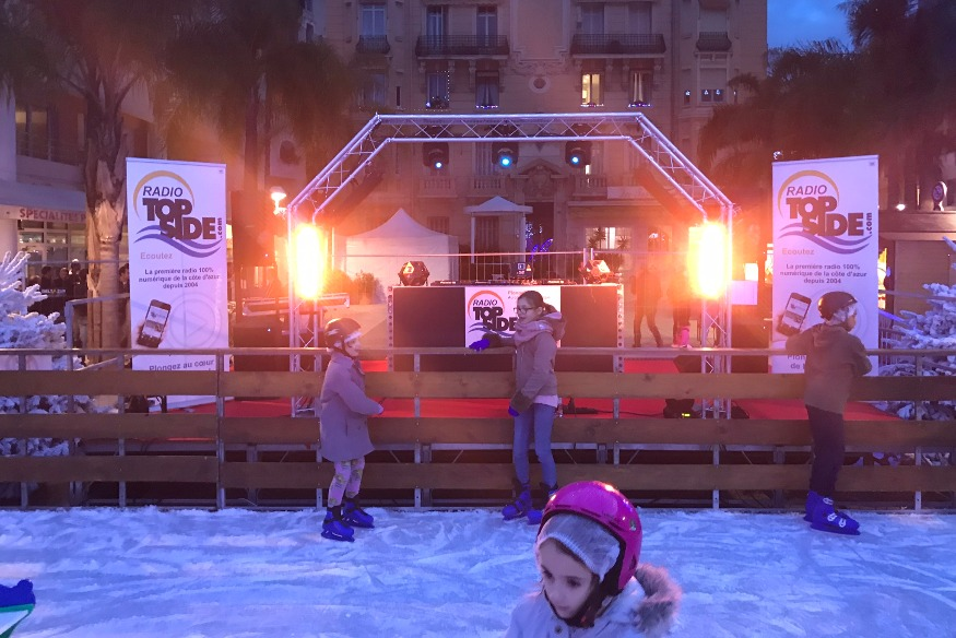 WINTER PARTY DE BEAUSOLEIL CE SOIR LIVE DEEJAYS A PARTIR DE 21H